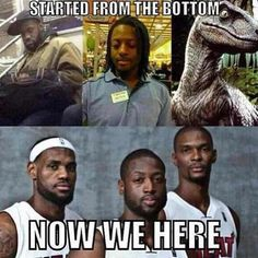 NBA memes: the Big 3