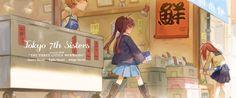 """Tokyo 7th Sisters - """"Hajimari"""" [9]"""