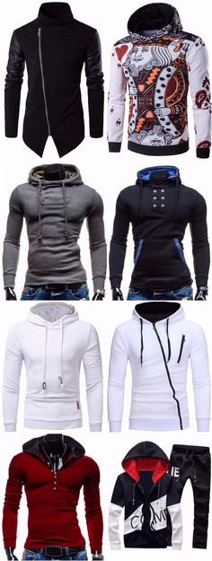 #Mens #Fashion Sweatshirts & Hoodies | Up To 90% OFF | Start From $2.99 | Sammydress.com