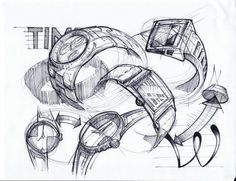 http://www.coroflot.com/austinscott/Sketches