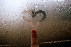 see 'foggy heart' on black background. I drew a heart on my foggy driver's side window. Not just because it's close to V-day, but also because I always draw hearts on things. Inside Car, Car Parking, Black Backgrounds, How To Memorize Things, Hearts, Asylum, Christmas, Hair, Photography