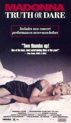 Madonna: Truth Or Dare (1991) - Madonna, Donna DeLory, Niki Harris