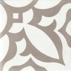 Moroccan Encaustic Cement Pattern Pre Sealed 15b