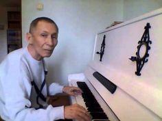 Импровизация Весенняя  Белый Рояль Владимира Деревянко