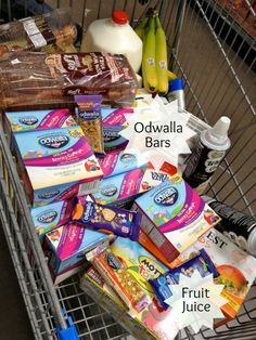 Hunger in the Summer project with Odwalla & Champions for Kids #cbias #Odwalla4Kids | Simple Sojourns