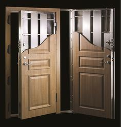 Merveilleux High Security Doors With Unlimited Architectural Design Options. Safe Room  DoorsPanic ...