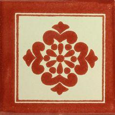 Traditional Spanish Decorative tile