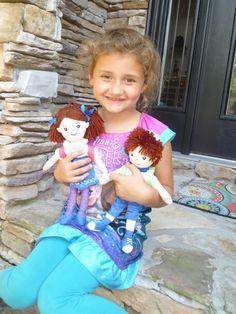 Funukkah Dolls!