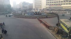 Shapla Chottor | Motijheel | Morning | Dhaka