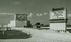 Marionair drive in movie theatre Marion Indiana | Marion Indiana | Grant County Indiana