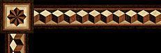 Hardwood Floor Border - DEKO CUBE
