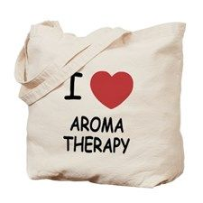 I heart aroma therapy Tote Bag
