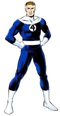 Reed Richards (Earth-616) information - The Full Wiki