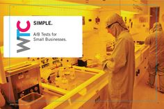 Simple A/B Tests for Small Businesses. Ab Testing, Small Businesses, Conversation, Abs, Cinema, Simple, Crunches, Movies, Small Business Resources