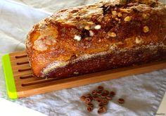 Speculaas-suikerbrood - Lekker en Simpel Dutch Recipes, Bread Recipes, Tasty, Yummy Food, Sweet Bread, High Tea, No Bake Cake, Holiday Recipes, Banana Bread