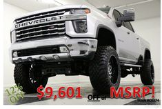 2021 Chevrolet Silverado HD Carhartt Edition Truck in 2020 ...
