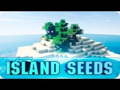 Minecraft Seeds - TOP 10 Survival Island Seeds! The Best Islands for Minecraft 1.8.4 / 1.8 / 1.7 - YouTube