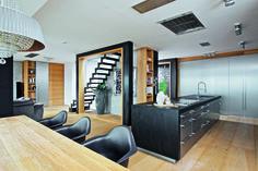 Rekonstrukce půdního bytu na Žižkově | Pěkné bydlení