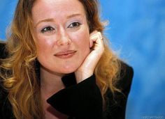 Jennifer Ehle as Anastasia's mother Carla May Wilks in Fifty Shades of Grey The Movie.