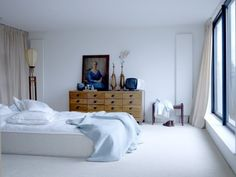 Kamar Tidur Warna Putih Lembut Pilihan Warna Cat Kamar Tidur Yang Membuat Nyaman Dan Rileks