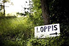 Loppis Loppis !!! HEMLÄNGTAN - Borta bra men hemma bäst!