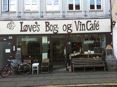 Århus' Bog- og VinCafe Inspiration Number 1