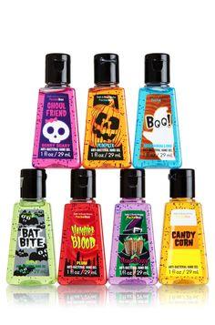 Halloween Bundle Pocketbac® Sanitizing Hand Gel 7-Pack - Anti-Bacterial - Bath & Body Works