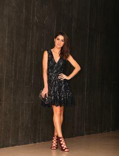 #PUMPROCKERS COM NINE WEST! 3. Festa! Um vestido feminino e um lindo salto e a combinação perfeita para arrasar a noite!