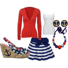 cruise outfit #2 by jourdyn-wilkinson on Polyvore