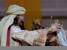Xerxes and Esther - Esther: One Night with The King