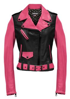For the first time in our 100 year history, we are giving you the chance to design your own custom produced Perfecto® motorcycle jacket! Schott Jacket, Riding Jacket, Everything Pink, Other Outfits, Cute Casual Outfits, Fashion Outfits, Womens Fashion, Going Out, Jackets For Women