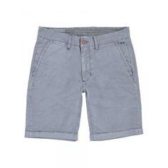 Grey bermuda with fold SUN68 man SS15 #SUN68 #SS15 #man #bermuda