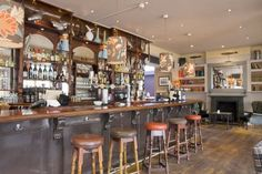 Geronimo Inns are not a chain but a group of proper pubs with an eye for the different and the delicious. Find a pub near you, book a table Gastro Pubs, Brewery, A Table, Badge, Restaurants, Sign, Coat, Interior, Projects