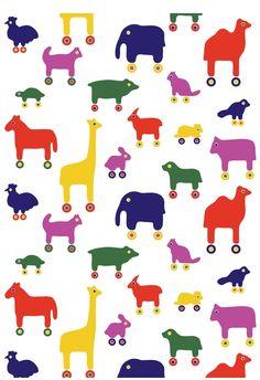 marimekko animals