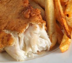 Fish and chips - Przepisy. Fish and chips to przepis, którego autorem jest: Magda Gessler