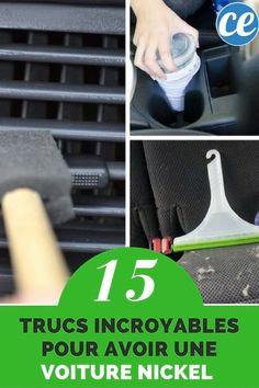 15 astuces simples et économiques pour laver sa voiture