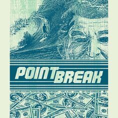 point break movies poster