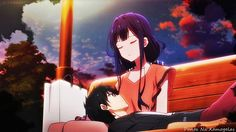 Masamune-kun no Revenge AMV - I Hate you I Love you