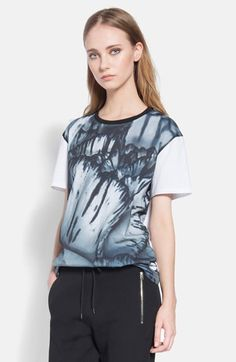 Faith Connexion Print Cotton Jersey Tee available at #Nordstrom