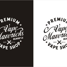 Vape Mavericks - Create a logo for a quickly rising industry. Vape Mavericks!
