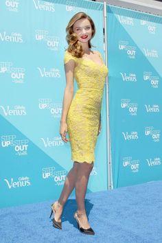 Miranda Kerr | Gillette Venus Step Up & Step Out tour kick off on Tuesday (June 4) in New York City  For more info https://www.facebook.com/AlwaysDressToKill?ref=tn_tnmn
