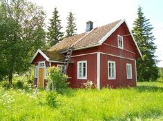 Cosy House, Wooden Buildings, Old Houses, Cottages, Countryside, Sweet Home, Cabin, Studio, House Styles