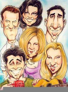 caricaturas | Caricaturas de famosos. Actores y actrices famosos en caricaturas ...