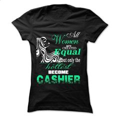 Hot Cashier - #golf tee #cashmere sweater. I WANT THIS => https://www.sunfrog.com/LifeStyle/Hot-Cashier.html?68278