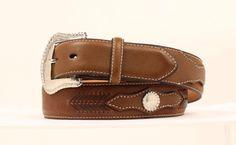 Brown Top Hand Basic Belt
