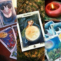 #oraclecards #lunaroracle #wicca #divination #moongoddess #theartofnahima #wiccacard #illustration #fantasyart #goddess #witch #oracle #moonphases #etsyshop #etsy