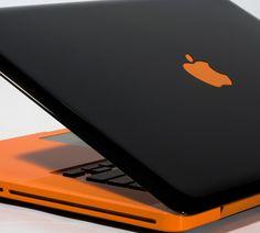 ColorWare - MacBook® Pro 15 Inch My Alma Mater colors!