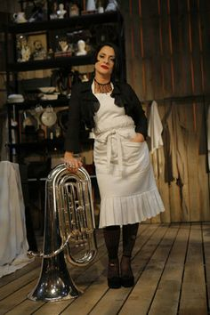 Sweeney Todd (2005 Broadway Revival) - Patti Lupone as Mrs. Lovett