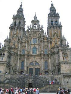 Catedral de santiago, Santiago de Compostela