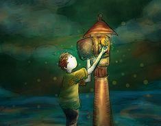 "New work on my @Behance portfolio: ""The Light House"" http://be.net/gallery/65511285/The-Light-House"